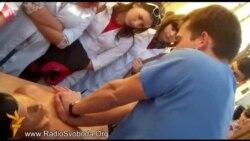 Дніпропетровці масово вчаться надавати першу медичну допомогу
