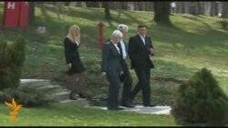 Tadić, Kosor i Pahor u Smederevu