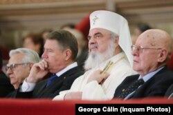 Patriarhul Daniel.