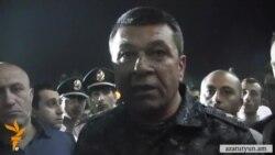 Ժիրայր Սեֆիլյանն ու Արգիշտի Կիվիրյանը արձագանքում են ոստիկանապետի մեղադրանքներին