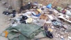 النفايات تتكدس في شوارع السماوة