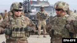 Ամերիկացի զինծառայողներ Աֆղանստանում, արխիվ