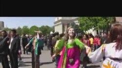 Бишкек өз мааракесин шаттана белгиледи