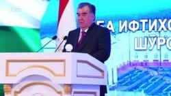 Раҳмон гуфт, мехостанд Тоҷикистон исломӣ бошад