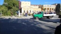 Масове вбивство в Керчі. Відео з місця подій