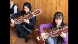Disadvantaged Afghan Kids Find Home At Music Institute