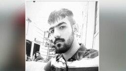 امیرحسین حاتمی، شهروند ایلامی، که گفته میشود «بر اثر ضربات باتوم» در زندان فشافویه تهران کشته شده است