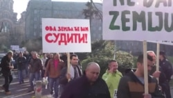 Serbian Farmers Protest Laws On Foreign Land Buyers