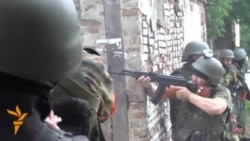 Ukrainian Forces Reclaim Mariupol From Rebels