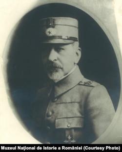 Generalul Constantin Prezan, Sursa: Expoziția Marele Război, 1914-1918