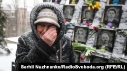 Ukrainians Mark Anniversary Of Deadly Shootings Of Euromaidan Protesters