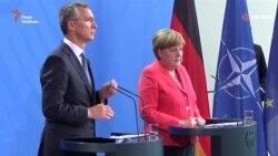 Столтенберґ: НАТО не шукає конфронтації з Росією посилюючи східні кордони