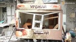 Після нічних обстрілів у Донецьку загинуло двоє людей, десятеро поранено