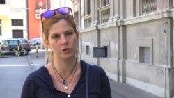 Mia David: Ne traži se slučajno smena Maje Gojković