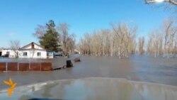 17 04 2015 Поплави во Казахстан, светски рекорд во Сараево