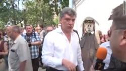 Борис Немцов о Валерии Новодворской