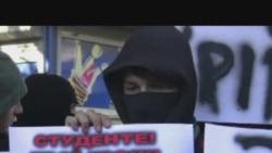 Київські студенти протестують
