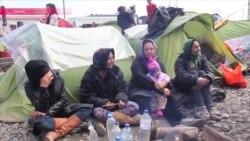 """""""Все только сирийцам"""": в лагере в Идомени накаляется обстановка между беженцами из Сирии и Афганистана"""