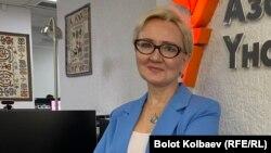 Элеонора Казакова.