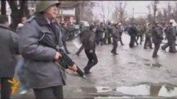 Qırğızıstanda toqquşmalar