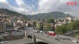 Tbilisidə etirazlar davam edir