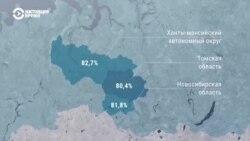 В России за ноябрь умерли на 26,5 тысячи человек больше, чем обычно