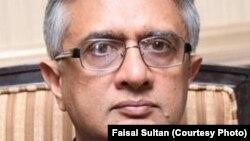 د پاکستان د روغتیا وزیر فیصل سلطان