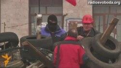 Сепаратисти продовжують утримувати будівлю ОДА в Донецьку