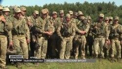 «Правий сектор»: як добровольці воюють із бойовиками на Донбасі – відео