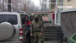 Адвоката Курбединова доставили в суд (видео)