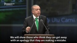 Erdogan Steps Up Attacks On Dutch