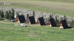 Ат-Башы: Босогонун көркүн ачкан конок үйлөр