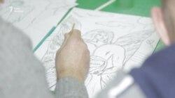 У Львові триває арт-терапія для демобілізованих бійців (відео)