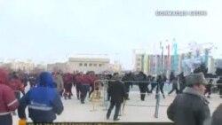 Казакстандагы тополоң