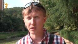 Координатор Сети «Миграция и право» Семен Симонов