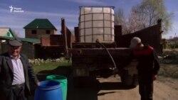 Село, где чистая вода на вес золота