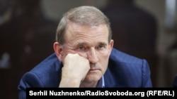 Виктор Медведчук находится под домашним арестом