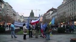 Чехи відзначають День боротьби за свободу і демократію
