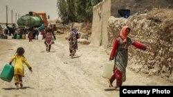 Систан-Белучистан аймагы.