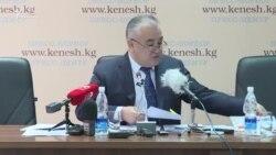 Текебаев: Белизден расмий документтер келди