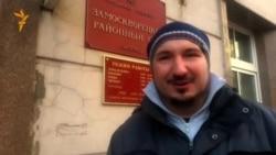 """Дмитрий Рукавишников пришел поддержать """"болотных узников"""""""