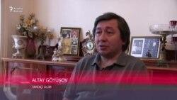 Altay Göyüşov: Həmədaninin əlini öpdüyünə görə kimisə...