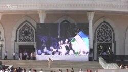 ВИДЕО: Ўзбекнинг мега-палови Гиннес рекордлар китобига киритилди
