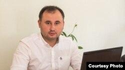 Medicul epidemiolog Alexei Ceban