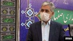 حجتالله غلامی، سخنگوی ستاد استانی مقابله با کرونا در اصفهان