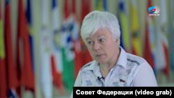 Ольга Тимофеева, заместитель, подконтрольного России губернатора Севастополя