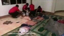 Филиппин: Масжиддаги портлашда икки киши нобуд бўлди