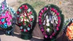 Загиблого під Верховною Радою нацгвардійця на Дніпропетровщині поховали поряд з бійцями АТО