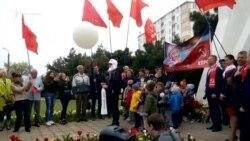 Запуск бумажной ракеты на День космонавтики в Севастополе (видео)