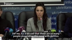 Jamala Says Song More Artistic Than Political
